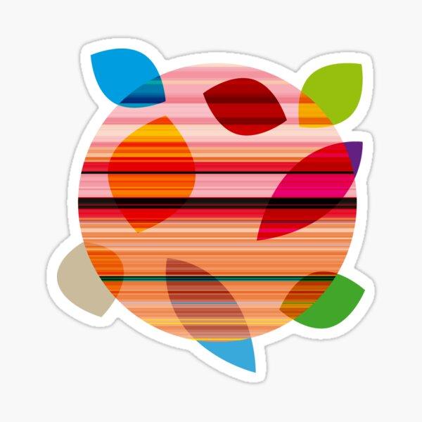summerstripes Sticker