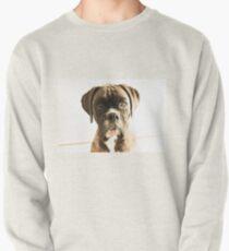 Die Bedeutung des Lebens - Sie fragen? - Boxer-Hunde-Reihe Sweatshirt