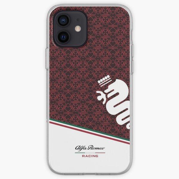 Alfa Romeo Racing Valentine's Edition Coque souple iPhone