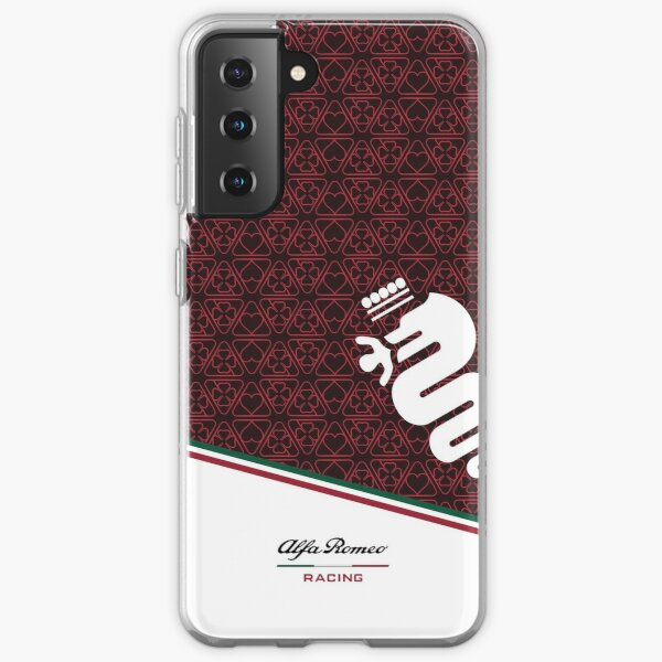Alfa Romeo Racing Valentine's Edition Coque souple Samsung Galaxy