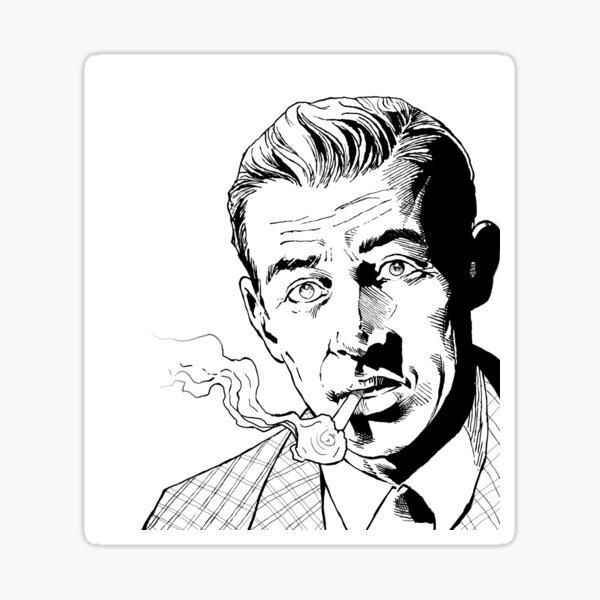 Benny Inked - Inks Only Sticker