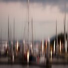 Twilight marina by LouD