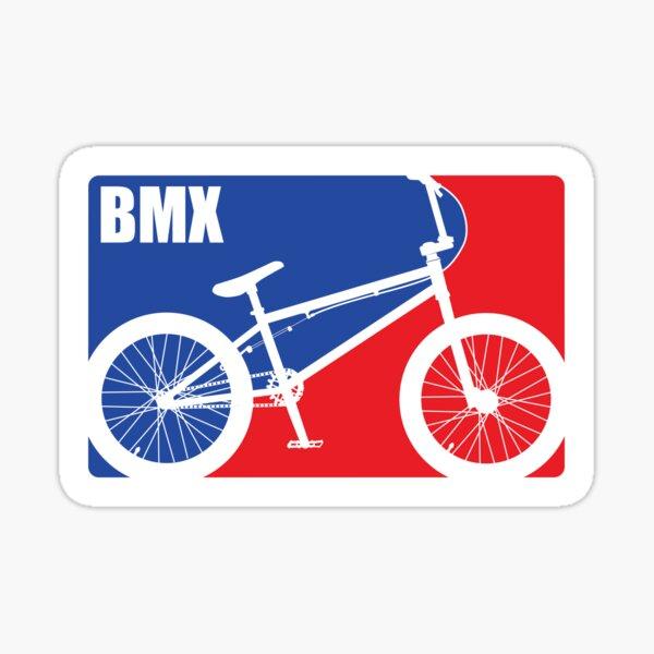 BMX Pegatina
