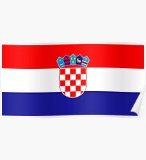 Croatia - Standard Poster