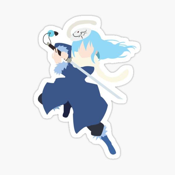 Rimuru Tempest - That Time I Got Reincarnated as a Slime Sticker