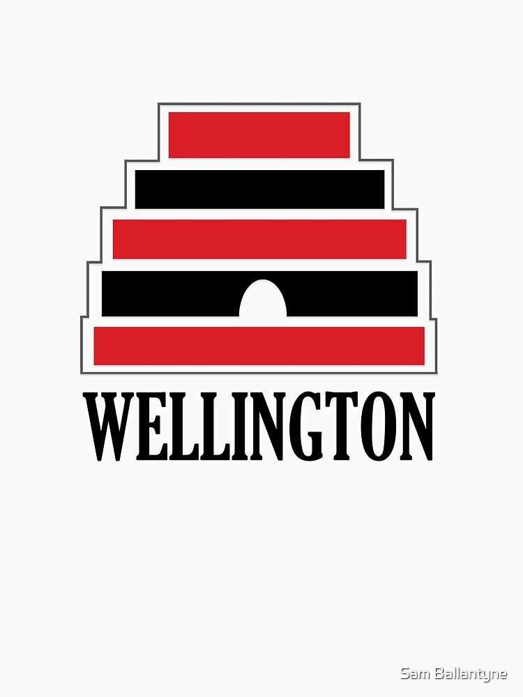 Wellington by samuelballantyne