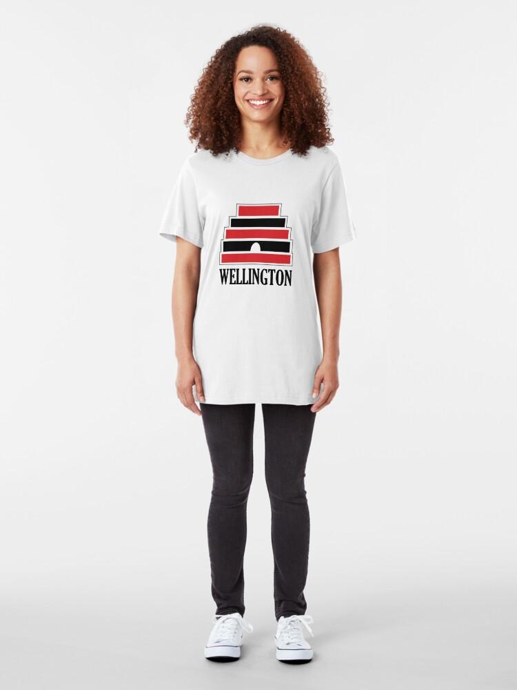 Alternate view of Wellington Slim Fit T-Shirt