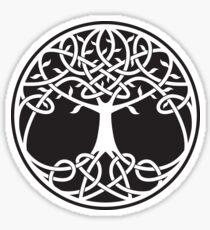 Pegatina Árbol celta de la vida