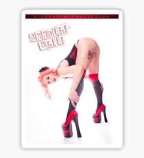 Annalee Belle - Red Ribbon Sticker