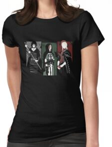 Souls Waifus Womens Fitted T-Shirt