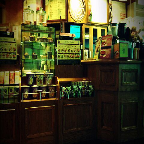 Coffee Counter by the-novice