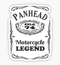 Panhead Sticker