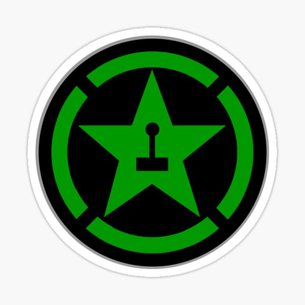 Achievement Hunter logo Sticker
