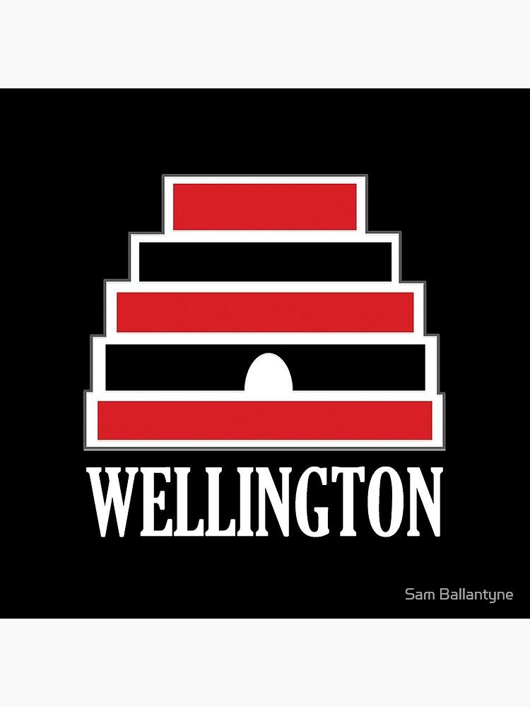 Wellington (white) by samuelballantyne