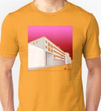 leghorn calling II -purple- Unisex T-Shirt