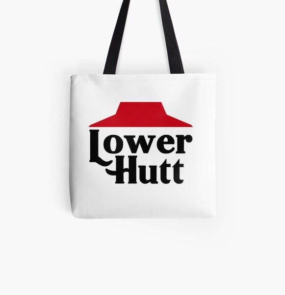 Lower Hutt All Over Print Tote Bag