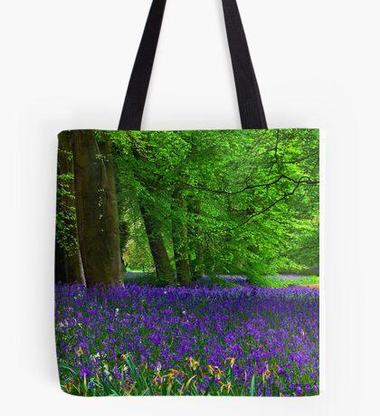 Bluebell Wood - Thorpe Perrow #1  (Spring) Tote Bag
