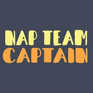 Nap Team Captain by Andrewkgolf