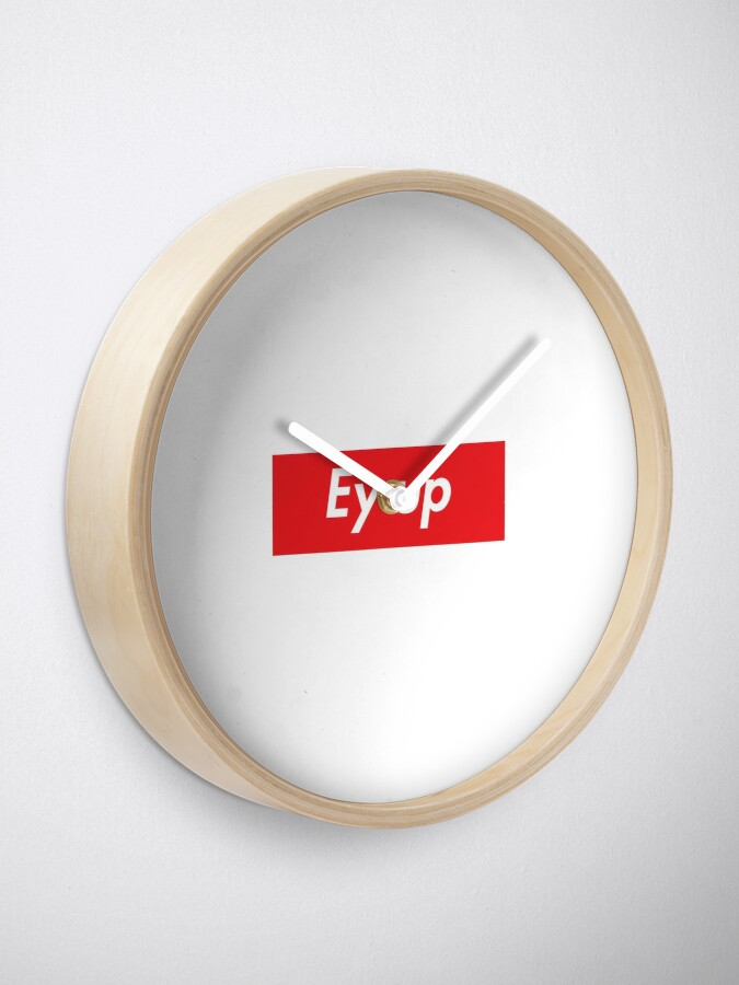 Alternate view of Ey up / Eyup Clock