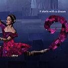 It Starts With A Dream by Jennifer Frederick