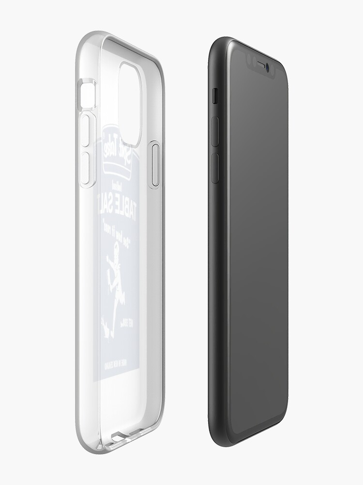 Alternate view of SPIT TAKE iPhone Case & Cover