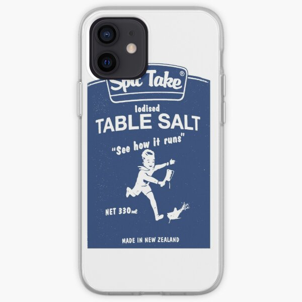 SPIT TAKE iPhone Soft Case