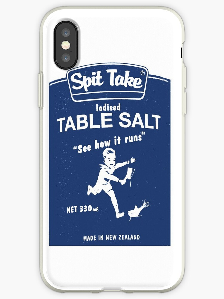 SPIT TAKE by Sam Ballantyne
