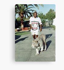 Mike Tyson T-Shirts Leinwanddruck
