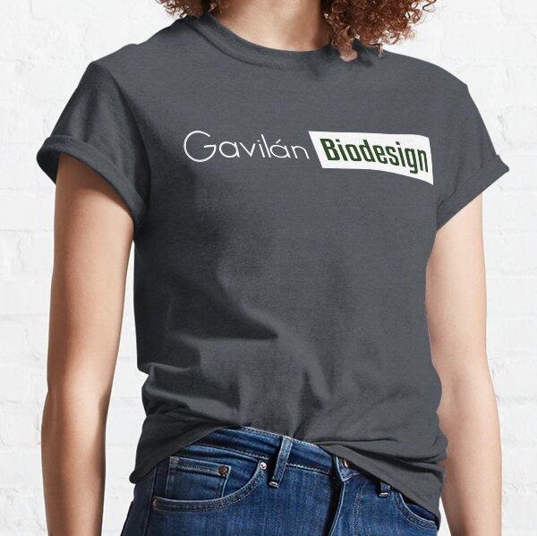 Gavilán white, green biodesign Classic T-Shirt