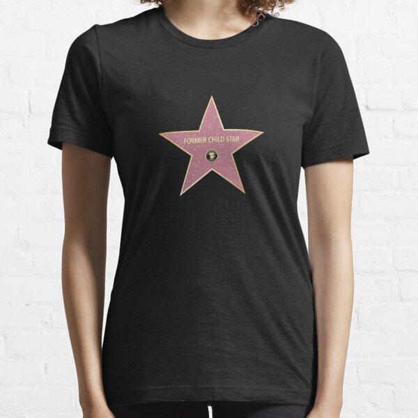 Former Child Star Essential T-Shirt
