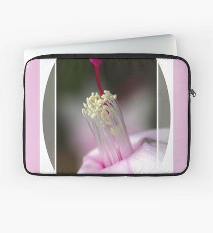 Pink Zygocactus Laptop Sleeve