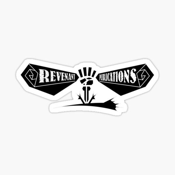 The Revenant Publications Logo (Large) Sticker