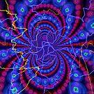 DMT torus (gif) by Shootababylone Watch Digital Art / Animation Shootababylone #colorfull #deep #enter #enterthevoid fractal mind mystik by znamenski