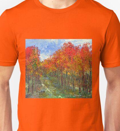 Autumn makes me sing T-Shirt