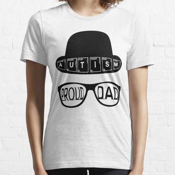 Autism Proud Dad Essential T-Shirt