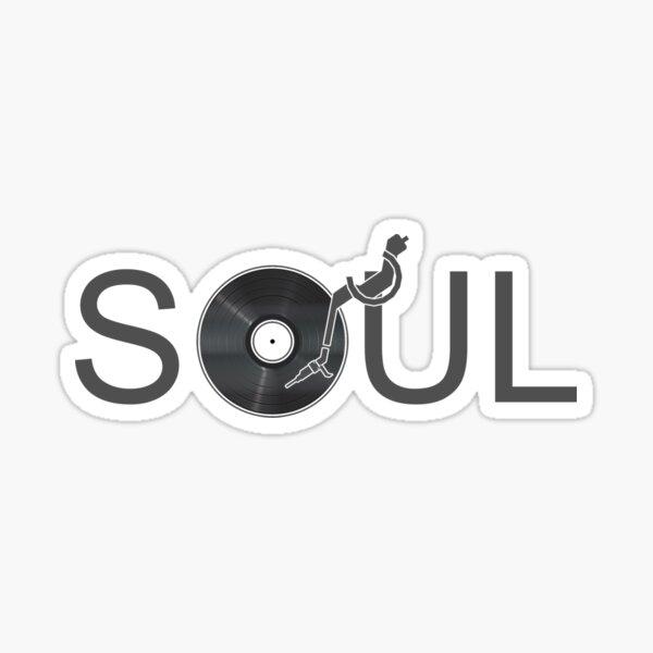 Soul Vinyl Sticker