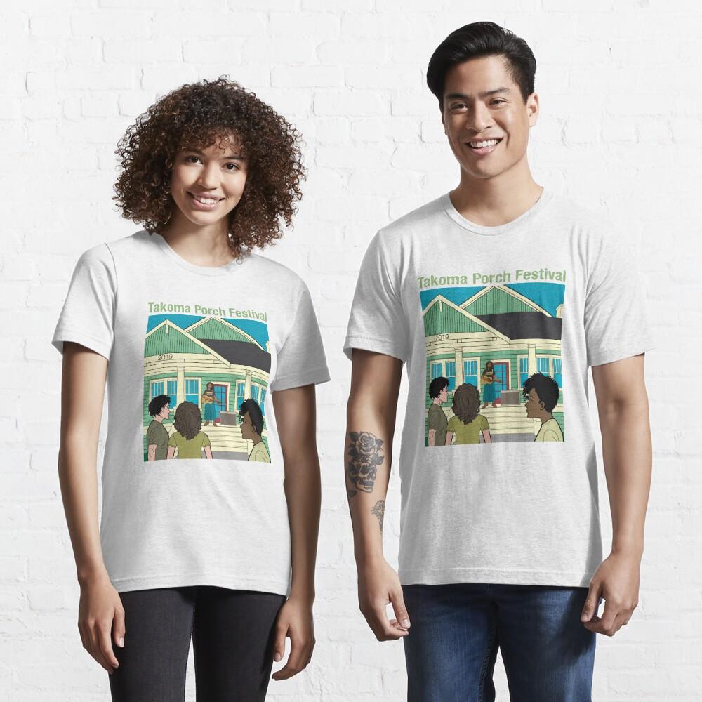Takoma Porch Festival T-Shirt Essential T-Shirt