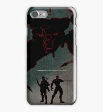 Cornered Fox iPhone Case/Skin