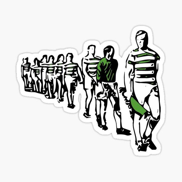 The Lisbon Lions Sticker