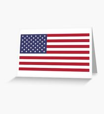 United States of America - Standard Greeting Card