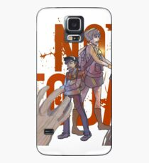 What do we say to death? Case/Skin for Samsung Galaxy