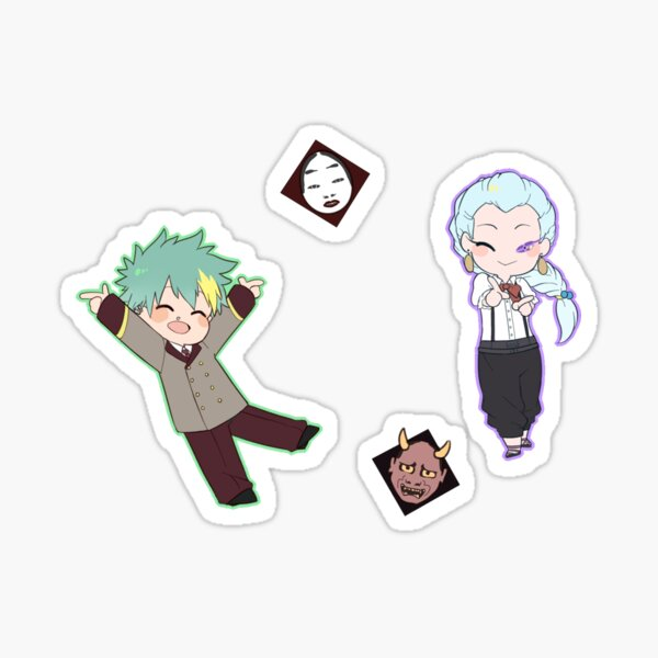 Nona Death Parade Gifts Merchandise Redbubble
