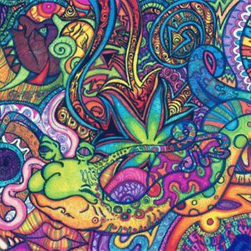 Hippie Wallpaper Gif #Psychedelicgif, #psychedelic, #psychedelia, #lsd, weed, dreams, lsdgif, weedgif,  psycodelia by znamenski