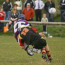 13 Takes Down 4 by Stevie Mancini