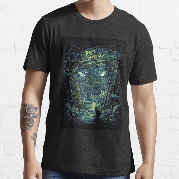Pet Semetary - King Essential T-Shirt