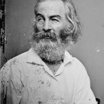 Walt Whitman American Poet by historicalstuff