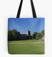 Village Green Tote Bag