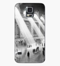 Sunbeams In Grand Central Case/Skin for Samsung Galaxy