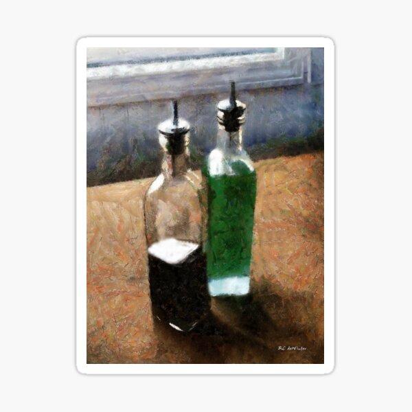 Aceto e Olio Sticker