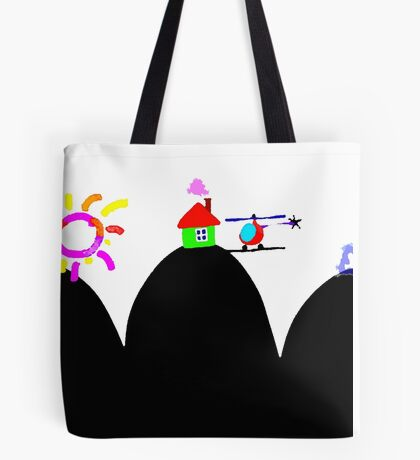 Who Could Ask for More? Tote Bag